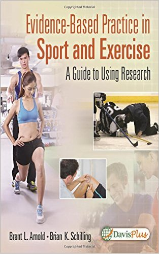 Evidenced-Based Practice in Sports and Exercise